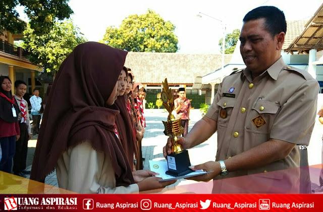 SITI AISA Sumbermalang, Juara 1 Matematika KSM MTs se-Kabupaten Situbondo