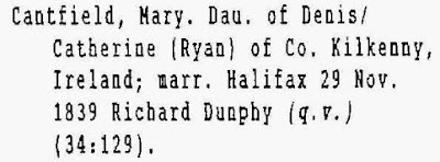 Col. Leonard H. Smith Jr. and Norma H. Smith, compilers, Nova Scotia Immigrants to 1867, 2 vols.(Baltimore, Maryland: Genealogy Publishing Co., Inc., 1994); digital images, Ancestry.com (https://www.ancestry.com : accessed 8 Jun May 2020), 2:46.