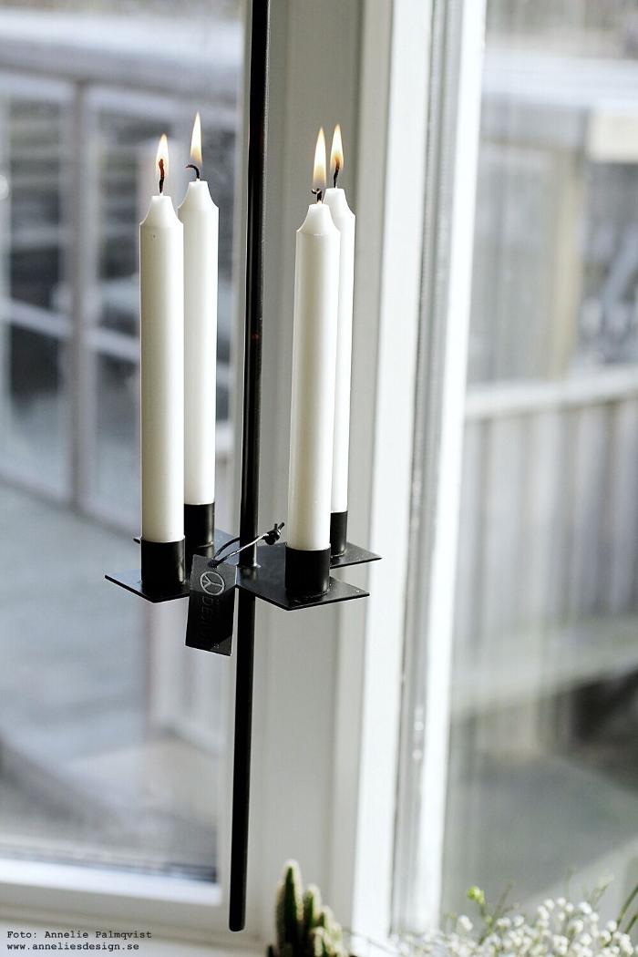 annelies design, egna produkter, webbutik, grossist, ljusstake, inredning, ljusstakar, hängande, lång, låmga, fyra ljus,