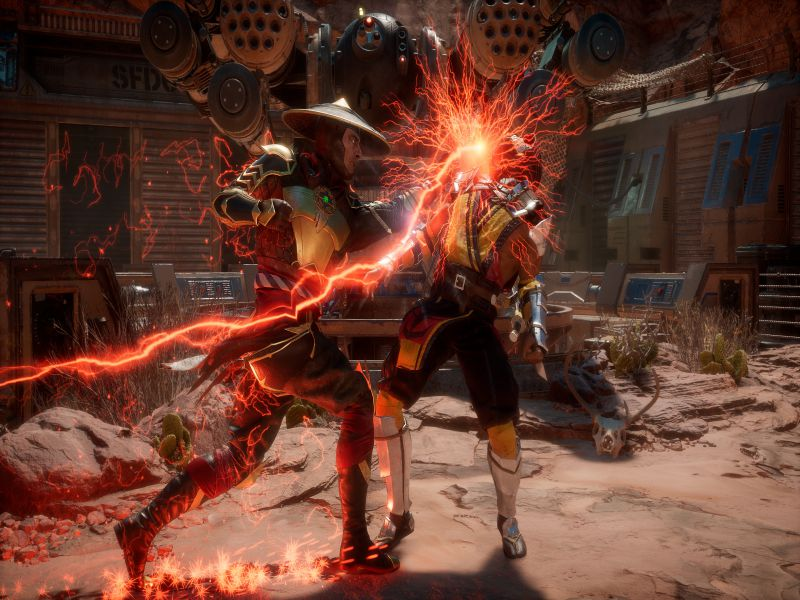 Mortal Kombat 11 Highly Compressed Free Download