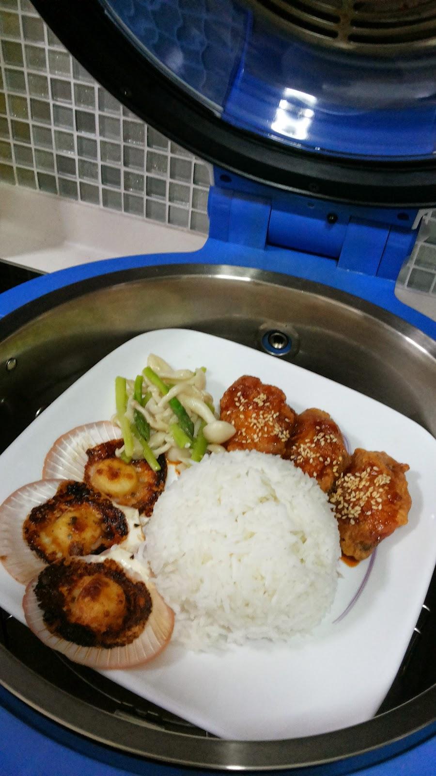 Krystal Wee Recipes Buffalo Smart Air Fryer Review