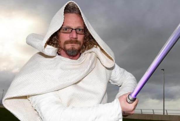Kevin Cottam Jedi