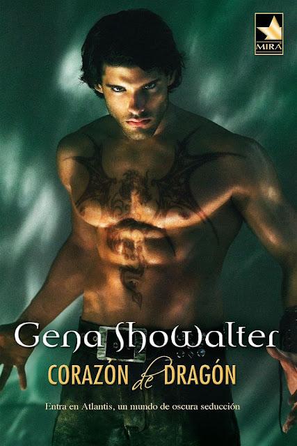 Corazón de dragón | Atlantis #1 | Gena Showalter