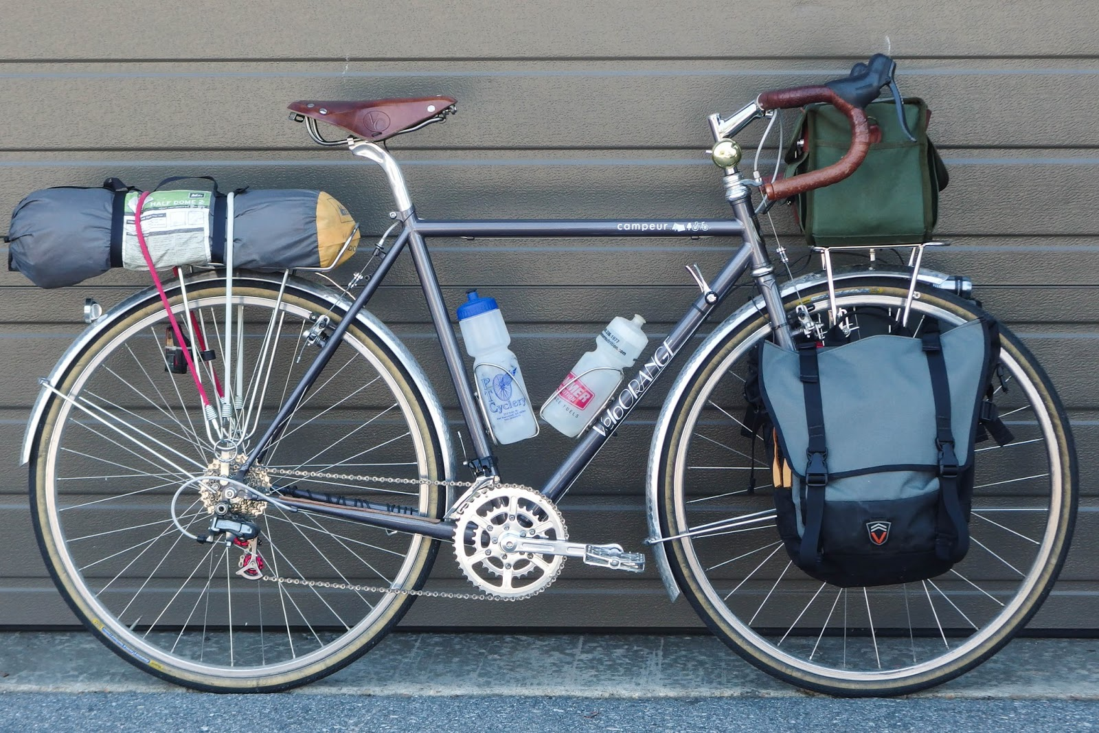 The Velo Orange Blog Packing Tips For Your Next Adventure