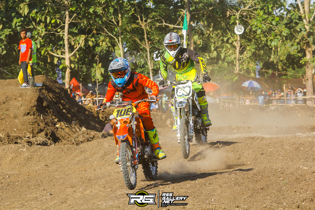 Duel Seru Mamo 108 dan Edi Ariyanto 94