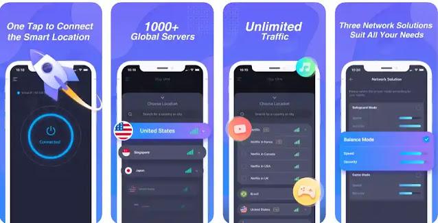 نبذة عن تطبيق iTop VPN