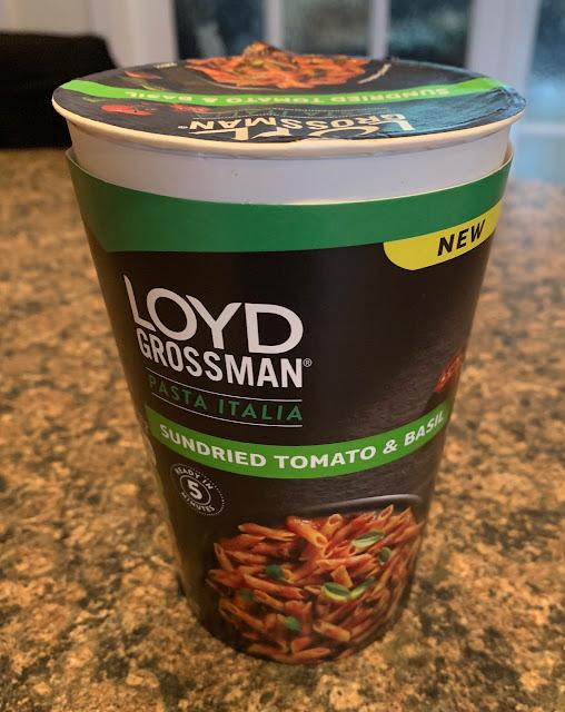 Loyd Grossman's Pasta Italia Sundried Tomato & Basil