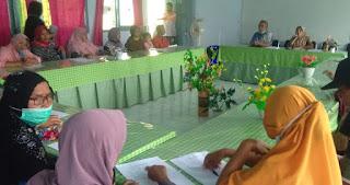 Dukung Proses KBM Tatap Muka, Wali Murid SDN 3 Kota Bima Teken Surat Pernyataan