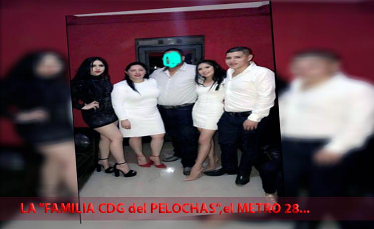 """EXHIBEN A """"FAMILIA"""" DEL """"PELOCHAS"""" METRO 28 DEL CDG Y ACUSAN FILTRACIONES DEL """"PANILO"""""""