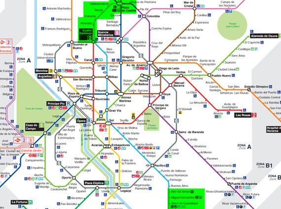 Líneas De Autobuses Especiales Por Obras De Metro Línea 1 Desde