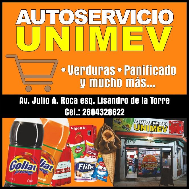 AUTOSERVICIO UNIMEV