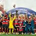 Flamengo ultrapassa Palmeiras e garante primeiro lugar no ranking de clubes da CBF
