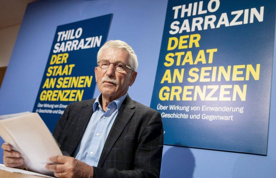 Thilo Sarrazin Krankheit