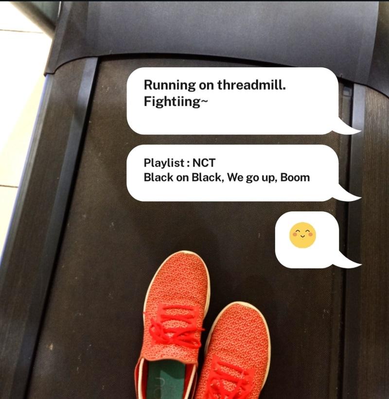 Ide Olahraga dirumah : Lari di Threadmill