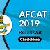 AFCAT 2 Result 2019 Released: Check Here