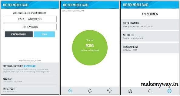 Nielsen More - Refer & Earn 250 Point | Same Like Nielsen Confluence App