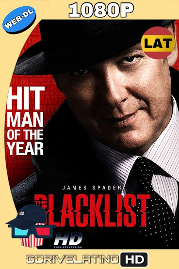 The Blacklist Temporada 02 NF WEB-DL Latino-Ingles MKV