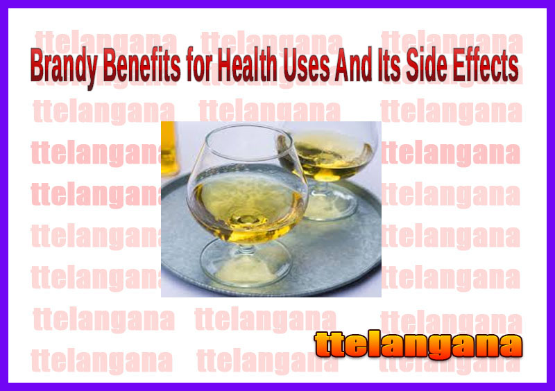 Brandy Benefits for Health Uses And Its Side Effects