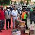 Ahmad Untung Surianata Berikan Bantuan Sembako ke Korban Kebakaran di Jayapura