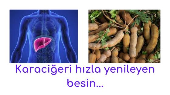 Karaciğeri hızla yenileyen besin...
