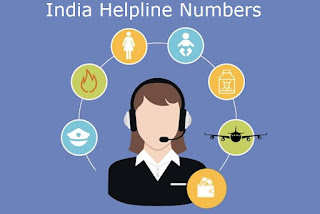 India Helpline Numbers