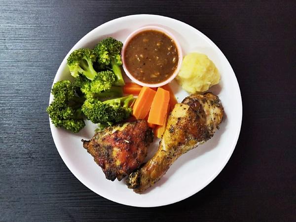 Resepi Mudah Ayam Panggang Yang Sedap Dan Lazat