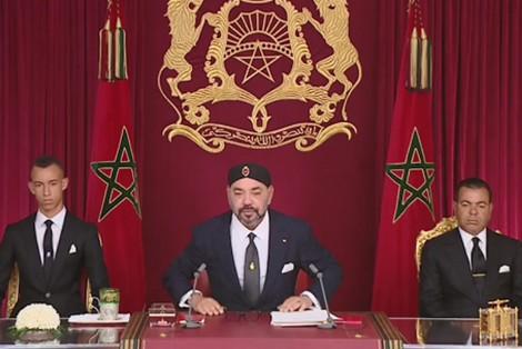 النص الكامل للخطاب السامي الذي وجهه الملك محمد السادس، مساء اليوم الأربعاء 06 نونبر، إلى الأمة بمناسبة الذكرى الـ44 للمسيرة الخضراء المظفرة: