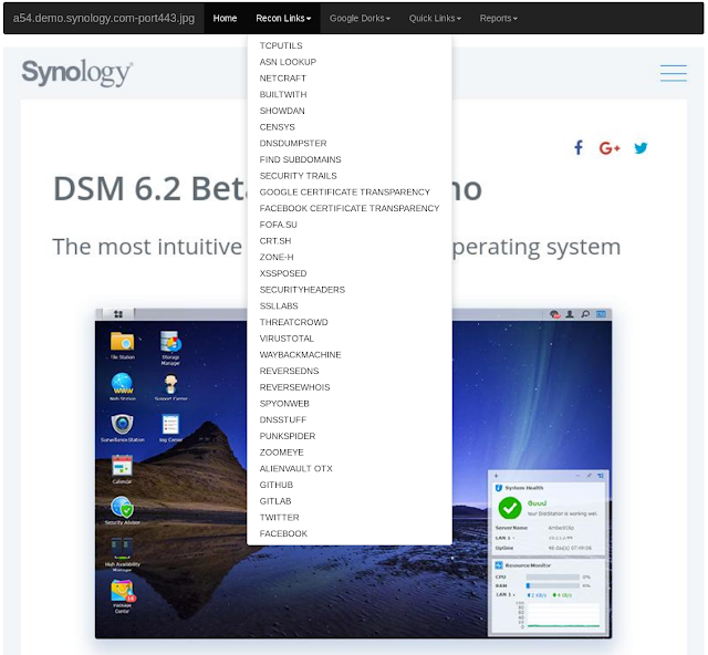 Sn1per v7 0 - Automated Pentest Framework For Offensive