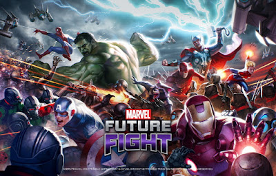 Download Game Android Gratis Marvel Future Fight apk + obb
