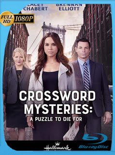 The Crossword Mysteries: A Puzzle to Die For (2019) HD [1080p] Latino [GoogleDrive] SilvestreHD