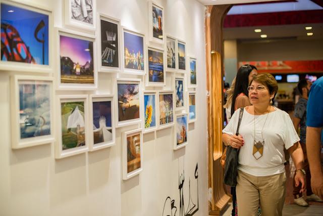 Exposição Minha Brasília  no Shopping Pier 21