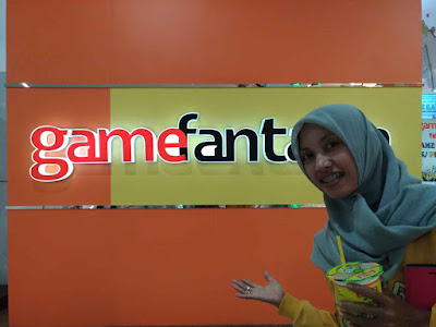 Game Fantasia Ponorogo City Center Mall