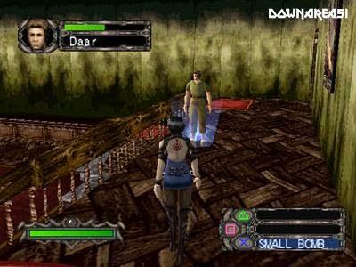 Kagero Deception II PSX Gameplay Screenshot Kagero Deception II PS1 ISO