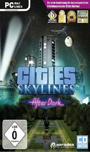 تحميل لعبة cities skylines للاندرويد