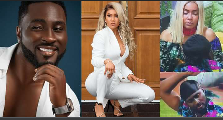 #BBNaija: She told me to have sex with her - Pere