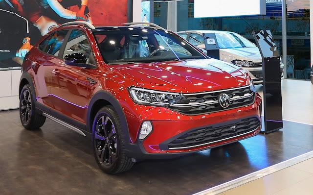 Brasilwagen estreia novo design de concessionária VW