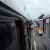 Sindicalistas bloqueiam BR101 e transforma zona sul de Natal em pandemônio