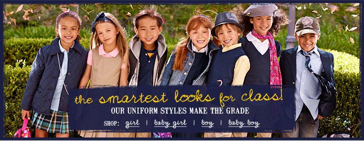 The Informed Uniform School Uniform Sale At The Childrens Place