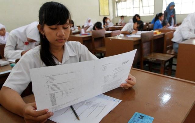 Disdik Sumsel Rilis Capaian Nilai Tertinggi UN Tingkat SMA
