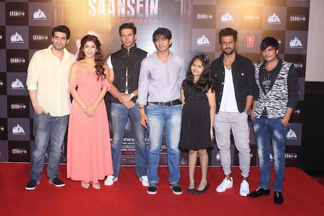 Vishal Malhotra, Sonarika Bhadoria, Rajniesh Duggall, Hiten Tejwani, Sachi Ruia, Amir Dalvi
