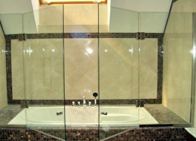 designs of glass curtains for bathroom and glass curtain wall