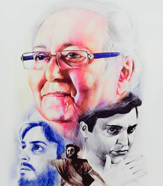 Aporajito Apu in a new way ---- Soumitra Chatterjee's funeral, Gun sallute to be given by the state government