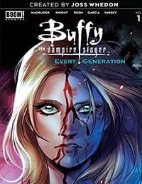 Buffy the Vampire Slayer: Every Generation