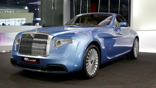 Hyperion: Siêu phẩm Rolls-Royce độc nhất vô nhị do Pininfarina chế tác vẫn chưa tìm được chủ - Ảnh 1.