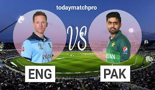 Eng vs Pak 3rd t20
