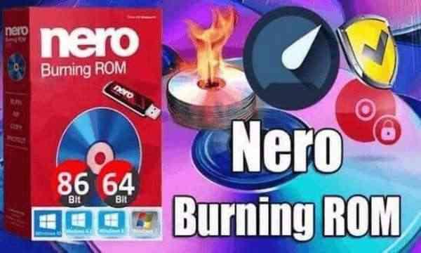 تحميل برنامج Nero Burning ROM Portable عملاق حرق الاسطوانات نسخة محمولة مفعلة