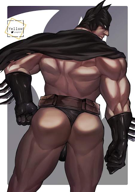 gay porno batman crne kvrge pičke