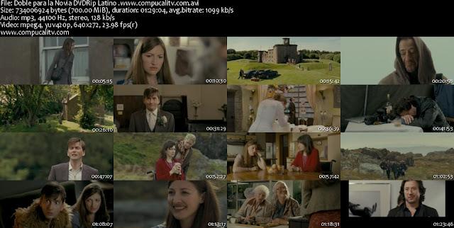 Una Doble para la Novia DVDRip Español Latino Película Comedia