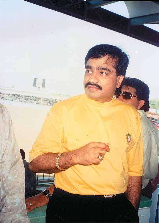 With His Trade Markmoustache And Sun Glasses Dawood Ibrahim The Doyen Of Mumbais Underworld In 80s 90s Continues To Facinate Bollywood