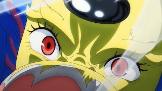 ワンピースアニメ 990話 | 百獣海賊団 飛び六胞 うるティ 悪魔の実 | ONE PIECE Beasts Pirates Tobiroppo ULTI
